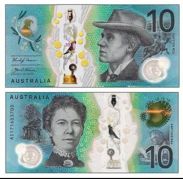 เงิน ดอลล่าห์ ออสเตรเลีย