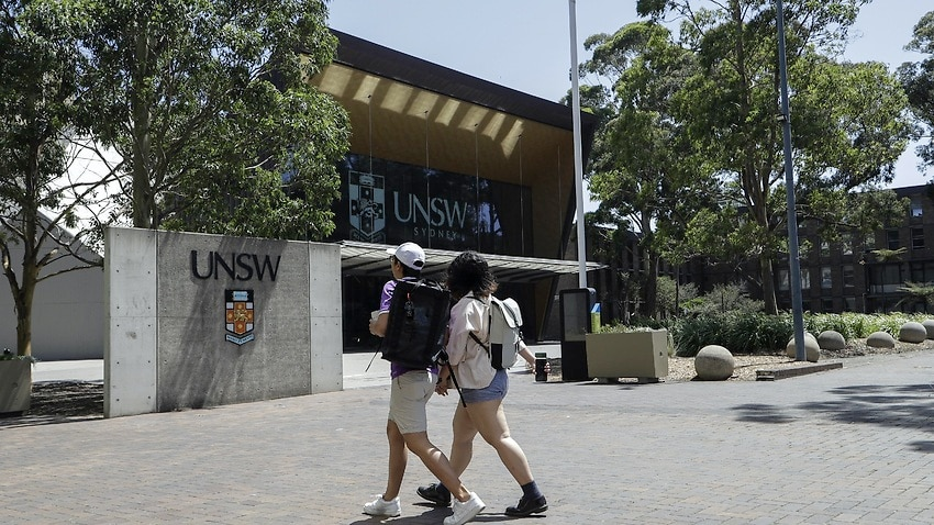 International students are set to return to NSW by the end of the year. Source: AAP